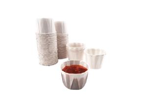 Soufflé Paper pots