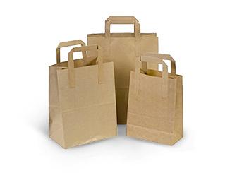 Takeaway Paper Bags