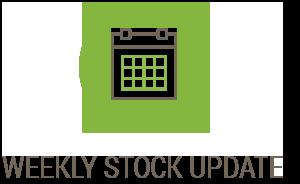Weekly stock update