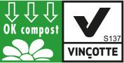 OK compost VINCOTTE certificate