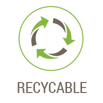 Recycable